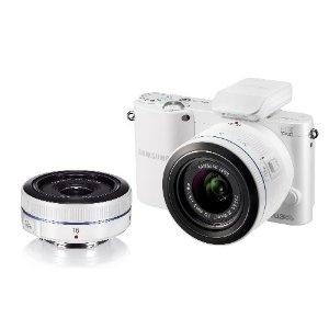 Samsung NX1000 Digital Compact System Camera Twin Kit: Amazon.co.uk: Electronics