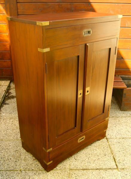 meuble de bureau rangement marine en acajou nautical furniture nautical antiques pinterest. Black Bedroom Furniture Sets. Home Design Ideas