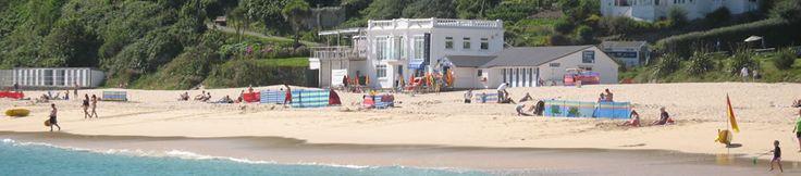 Porthminster Beach Restaurant, St Ives, Cornwall.