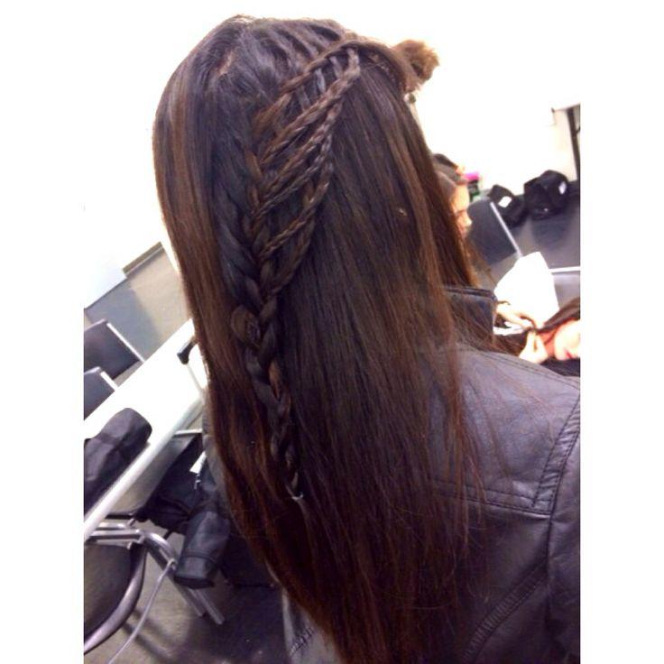 aztec braid #hairbykat braids