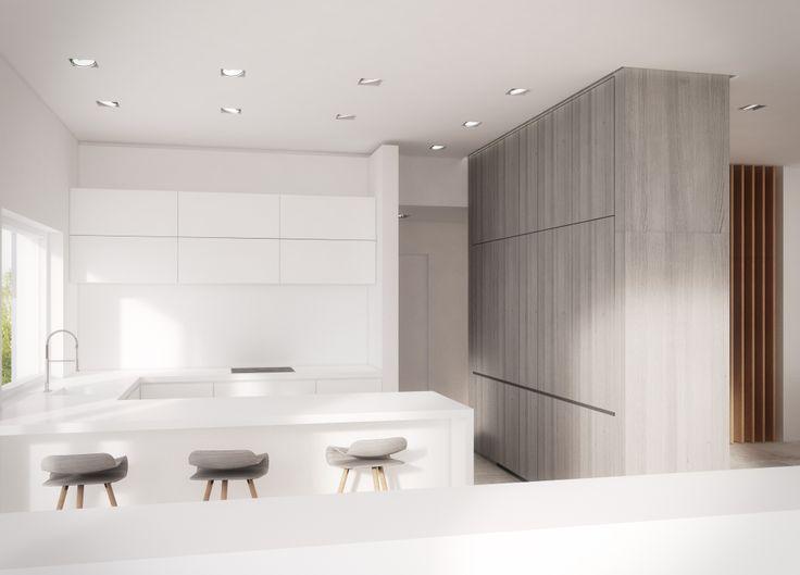 JOARC I ARCHITECTS • Interiors • Apartment 14