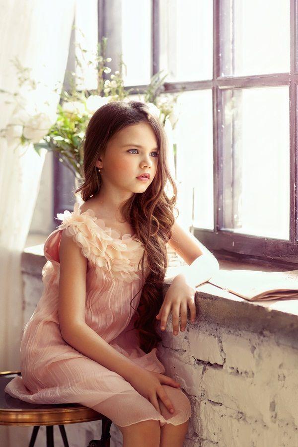 Russian child model Diana Pentovich. Russian girls. Russian beauty. Summer collection. Kids photography.: Girl, Window, Kid Model, Kids Fashion, Beautiful Children, Baby, Photo