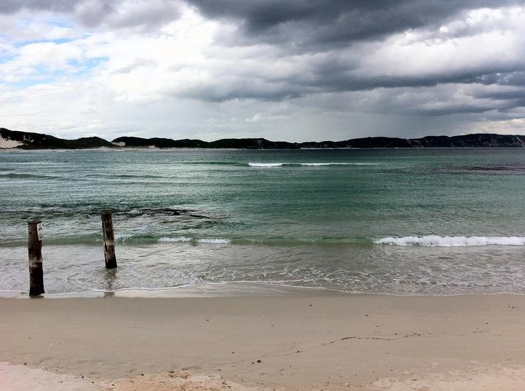 Winter 2012. Ocean Beach, Denmark, Western Australia.