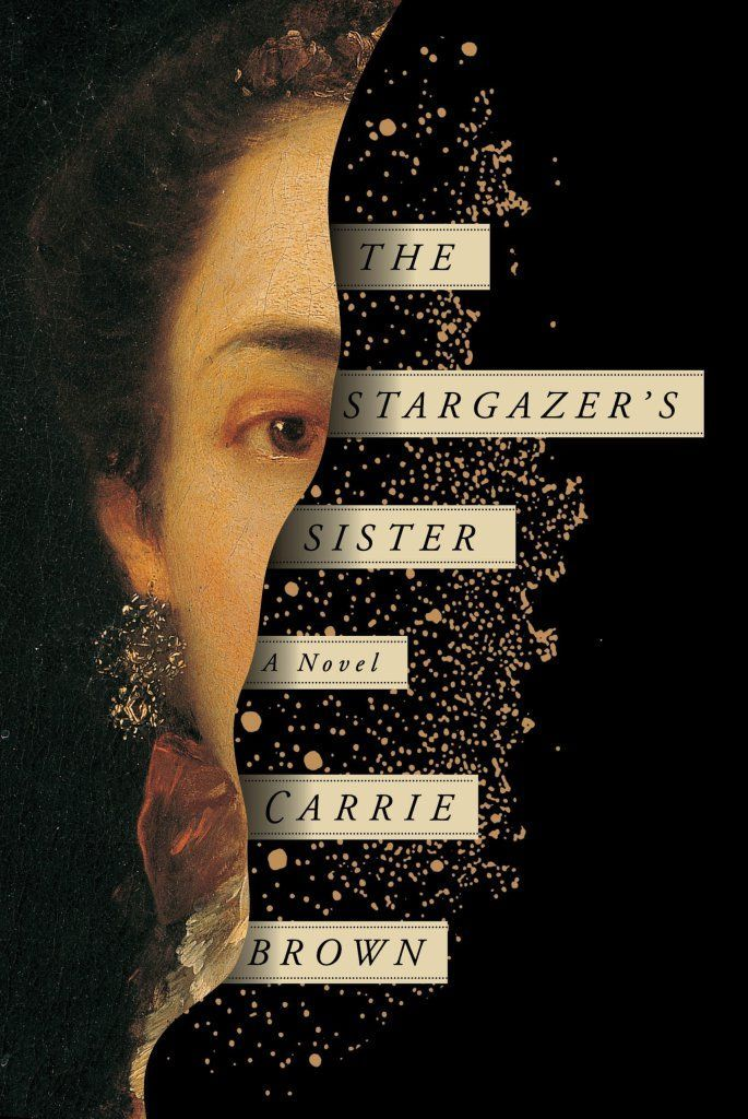 Stargazers Sister book cover design Oliver Munday
