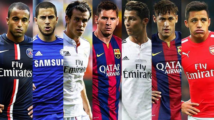 FANTASTIC VIDEO... Best Football Skills Mix 2015 ● Ronaldo ● Messi ● Neymar ● Bale ● Hazard... http://www.1502983.talkfusion.com/products/