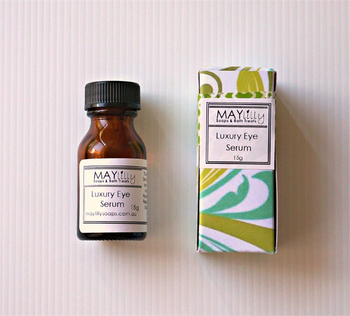 Luxury Eye Serum - Concentrated Oils, Rosehip, Abyssinian, Raspberry Seed, Kakad
