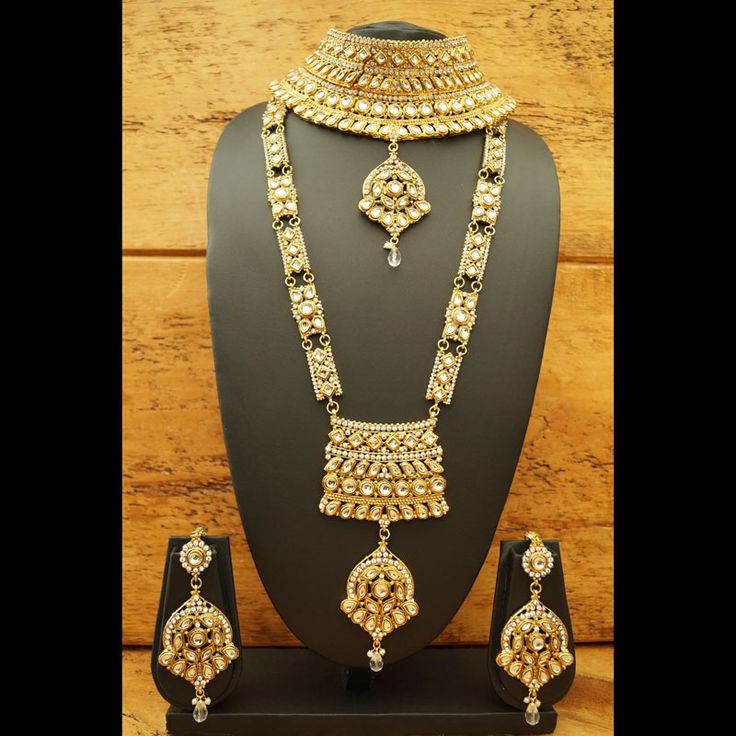 16 best Indian Bridal Jewellery images on Pinterest