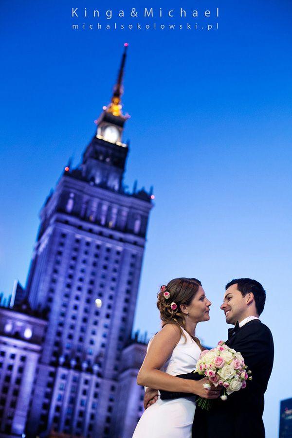 Blog fotograficzny: zdjęcia ślubne - Michał Sokołowski