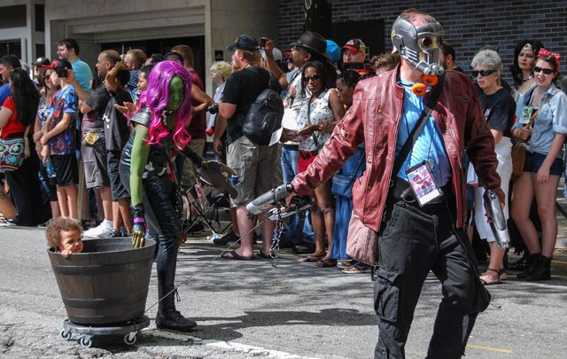 More Photos from the Dragon Con Parade http://best-fotofilm.blogspot.com/2016/09/more-photos-from-dragon-con-parade.html  More photos from the Dragon Con Parade  ComingSoon.net is attending this year's Dragon Con in Atlanta, Georgia and we've got another batch of photos from the annual Dragon Con parade! Let us know which ones are your favorites in the comments and stay tuned to our Dragon Con Hub for even more cosplay photos as the convention continues.  RELATED: 98 Dragon Con Cosplay…