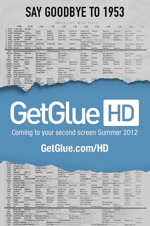 Are you ready for GetGlue HD? We're launching an exciting update this summer to bring you a new kind of guide! Make sure to share this fun graphic on Facebook, Twitter, and Pinterest to help spread the word!: Getgluehd, Getglue Prepares, Getglue Hd, Getglu Hd, Launch Social, Fun Graphics, Getglu Team, Guide Sneak, Getglu Preparation