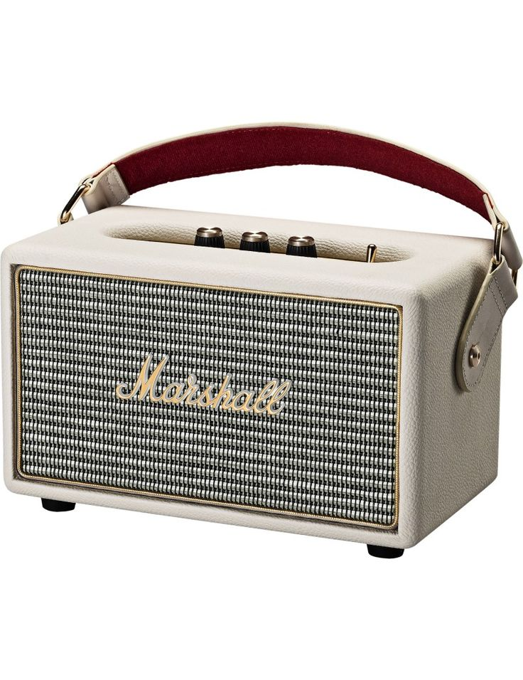 Marshall Kilburn Bluetooth Speaker (Classic Cream Vinyl)