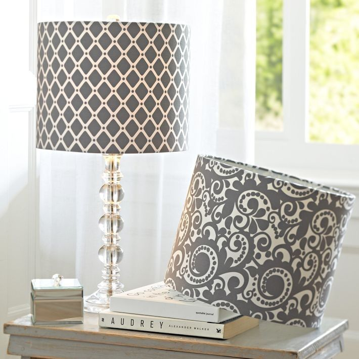 Design + Decorate Shades   Contemporary   Lamp Shades   PBteen Part 64