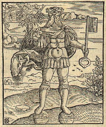 Janus: God of Beginnings.