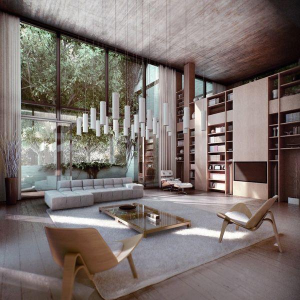 комната в стиле Дзен