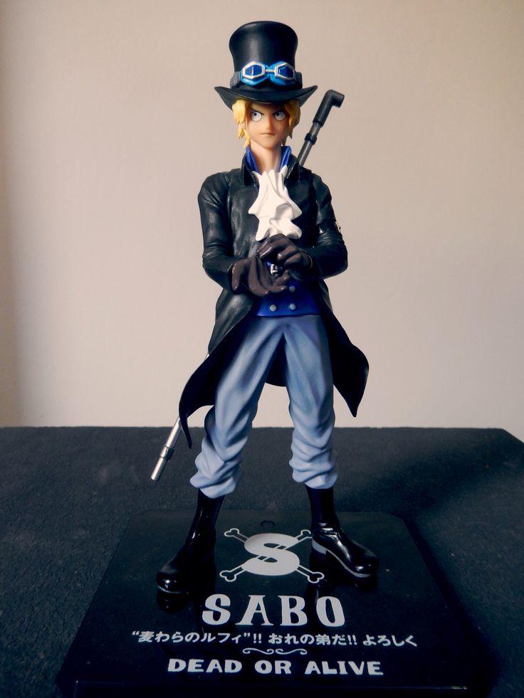 2do Jefe de la Armada Revolucionaria Sabo - Figuarts Zero