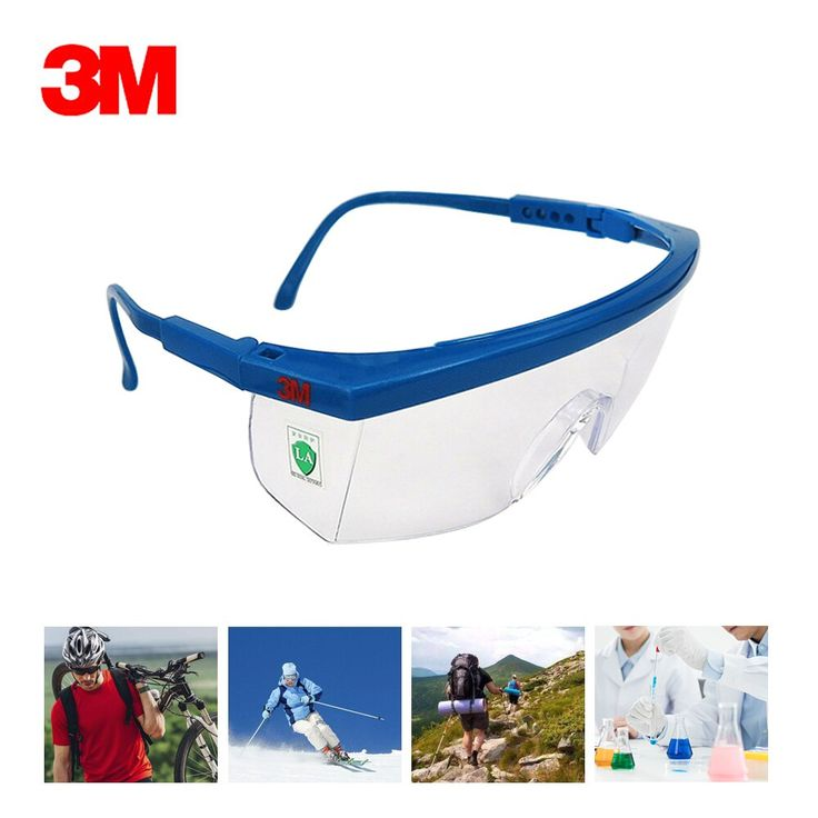 3m 1711af safety glasses goggles antiwind anti sand anti