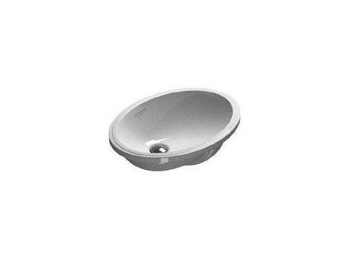 450 CATALANO SOTTOPIANO Umywalka podblatowa 57x42 cm, biała 1SONN00