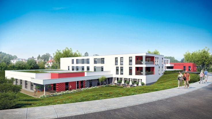 La Maison du Pays de Liart EHPAD 65 chambres médicalisées Éligible CENSI BOUVARD