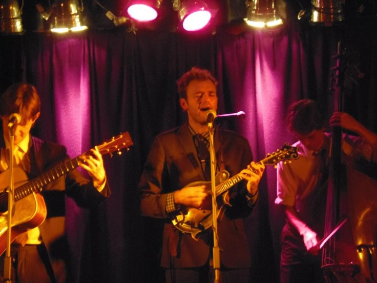 New York City's Punch Brothers put on a phenomenal show to a sold out crowd at Sydney's legendary jazz club, the Basement.