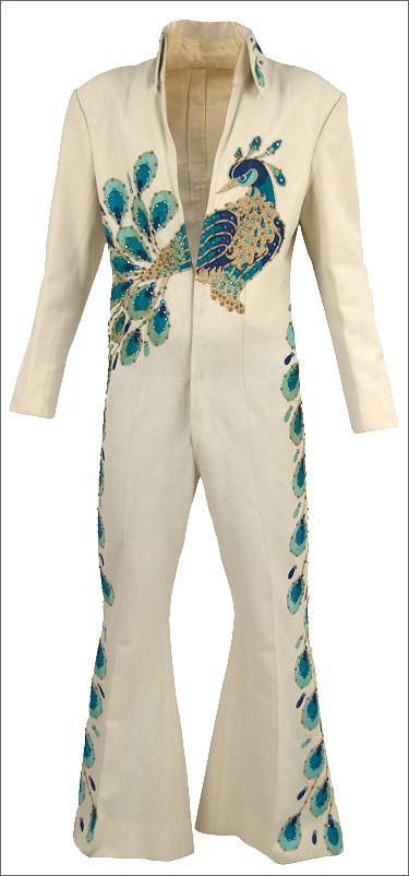 elvis presley jumpsuits   click above for larger image