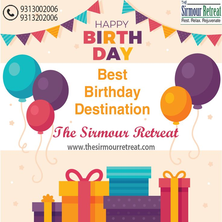Nestled in the hills of Nahan, The Sirmour Retreat is the best destination for #BirthdayParty. It's wide range of exemplary #services and #activities make it the #BestHotel in #Himachal.