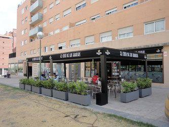 jardineras piedra artificial hormign maceteros urbanos macetas grandes