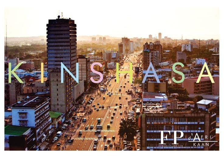 Kinshasa, Democratic Republic of the Congo.
