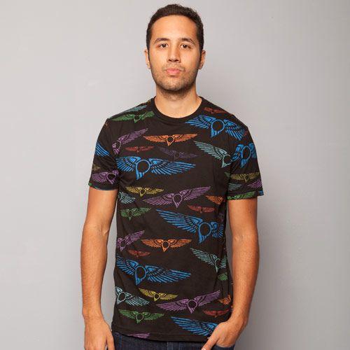 Lofully Black T Shirt