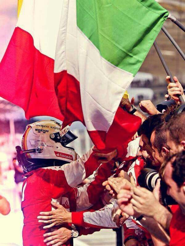 It was a wonderful brilliant happy day! I know that he won this race and so I am just happy and proud ☺☝☝☝