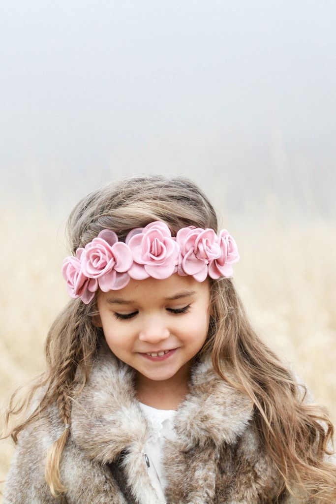 On clearance Floral Crown