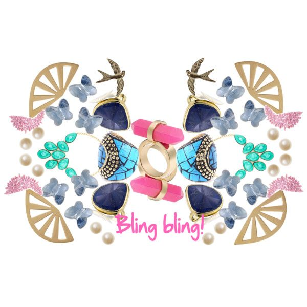 """Bling bling!"" by sinnersss on Polyvore"