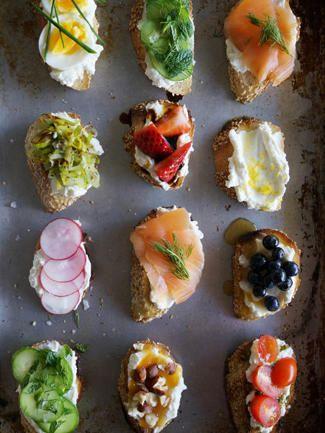 11 Oscar Night Appetizer Recipes to Make for Sunday