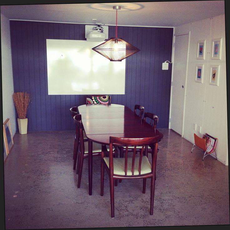 :<> LAD Architecture Boardroom <>: