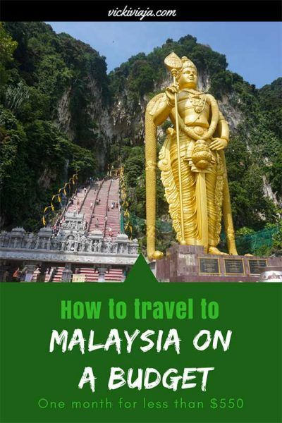 Do you want to travel Malaysia on the cheap? Then this post is for you. Here you can not only learn how to save a lot of money while traveling Malaysia, but also how much we spent exactly and for what I Malaysia on a Budget I How much does a vacation in Malaysia cost I Travel costs Malaysia I Budget breakdown Malaysia I #Budget #Malaysia