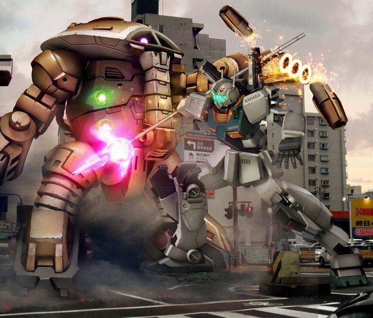Gundam: GM