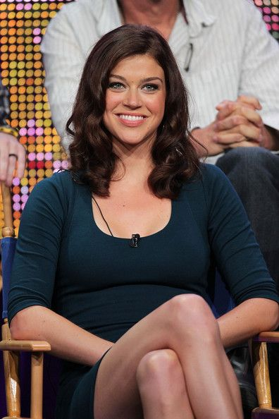 Actress and model Adrianne Palicki ...classy american Hairstyles...
