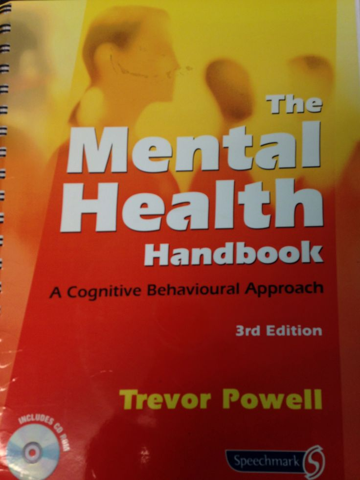 mental health counselor resume%0A The Mental Health Handbook  A Cognitive Behavioral approach  Author   Trevor Powell