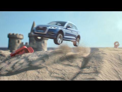 Prøv kjøreevnen til nye Audi Q5 gjennom mobilen i denne 360-filmen. Ønsker du en real time VR-opplelse? Ved hjelp av banebrytende ny teknologi har Audi nå gl...