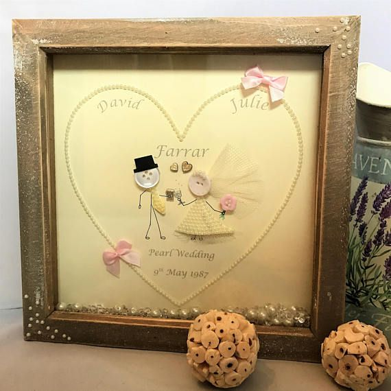 Ideas For Pearl Wedding Anniversary Gifts