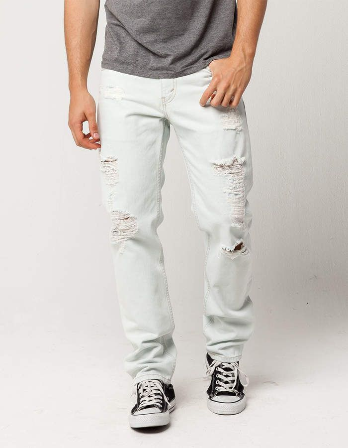 d0db8c601f0 Levi's 511 Mens Slim Ripped Jeans | Teen Guys Jeans