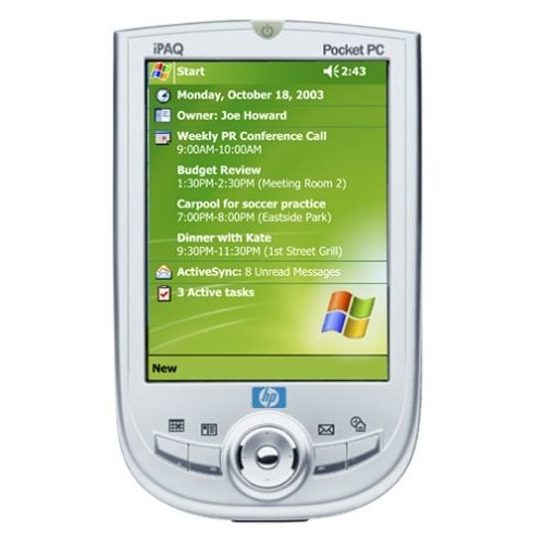 HP iPaq Pocket PC