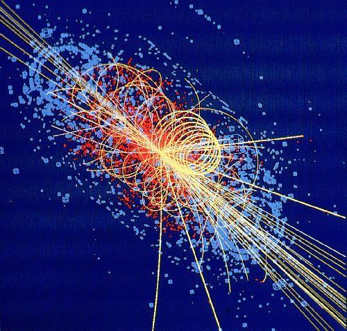scoperta del Bosone di Higgs