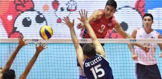 Blog Esportivo do Suíço:  EUA e Itália garantem vagas no vôlei masculino para o Rio-2016