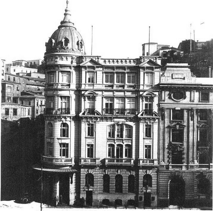 Bolsa de Comercio.