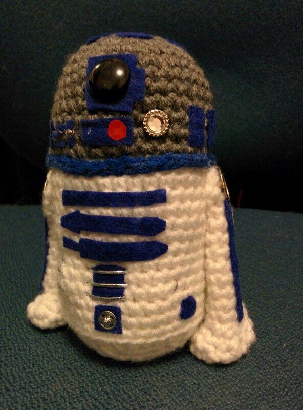 R2D2 - Crochet Pattern