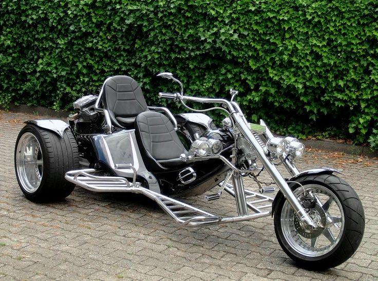 2006 Harley Davidson Trike - Harley Davidson V-Twin HS6 REWACO | Classic Driver Market