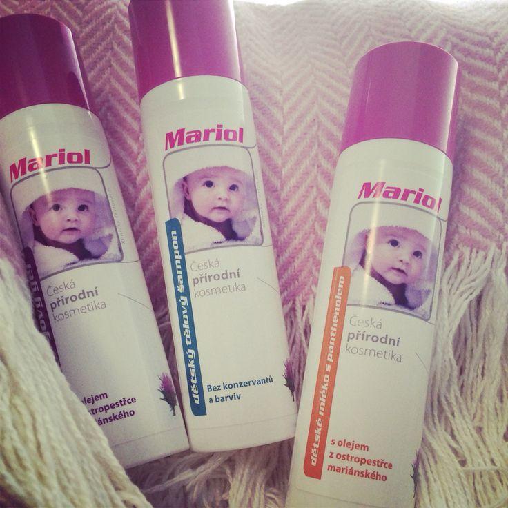 Každou maminku jistě zajímá, jakou kosmetikou ošetřovat velmi jemnou a citlivou pokožku miminek. Výrobková řada MARIOL byla vyvinuta s cílem nabídnout péči o pokožku u nejmenších dětí.