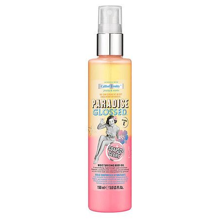 Soap Amp Glory Paradise Glossed Body Oil Call Of Fruity 5