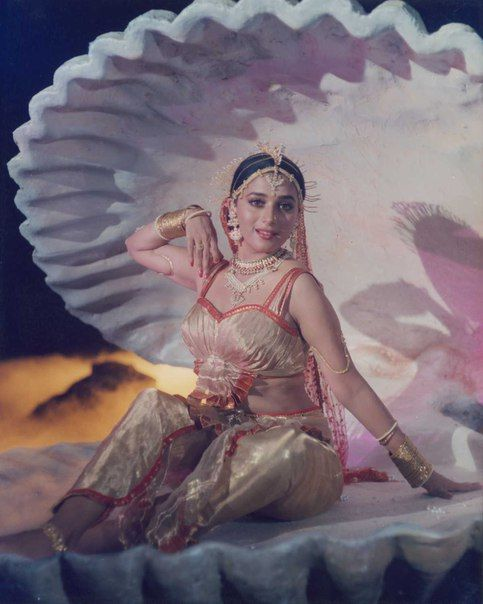 Madhuri Dixit.