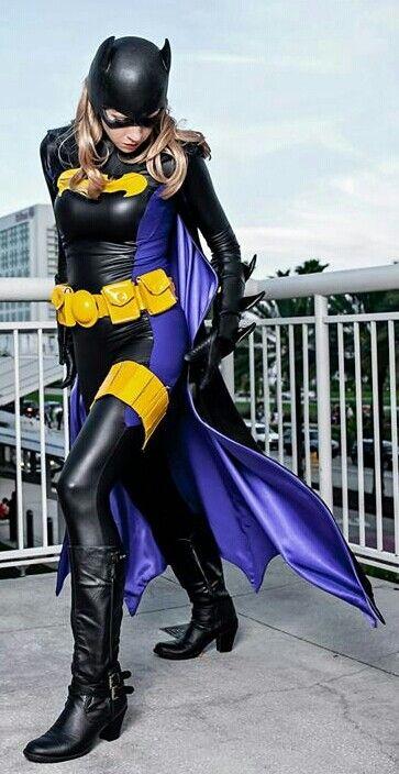 Batgirl (Stephanie Brown) #cosplay